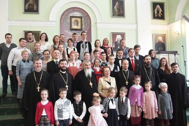 Благотворительный фонд «Вера и надежда» пригласил студентов Духовной академии к сотрудничеству