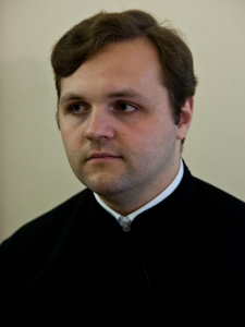 Почему вы решили поступать в магистратуру именно в Санкт-Петербургскую православную духовную академию?