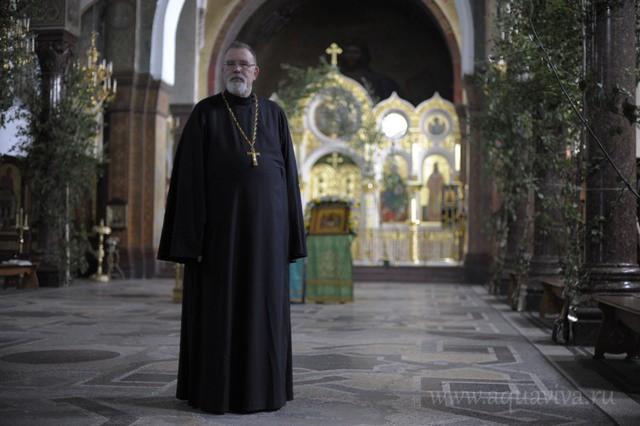 Из католицизма — в православие