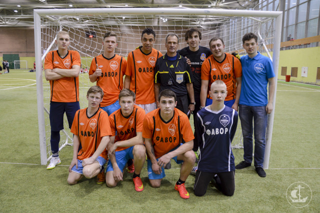 19.05.2015 football team Phavor 23