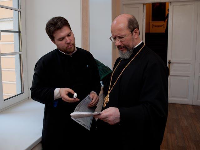 Интервью с заместителем председателя Отдела внешних церковных связей Московского Патриархата протоиереем Николаем Балашовым