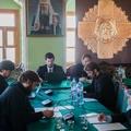 Представители Духовной академии приняли участие в конференции по библеистике в МДА.