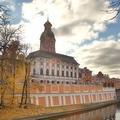 Шкаровский М.В. Благовещенская церковь Александро-Невской Лавры - памятник петровской эпохи