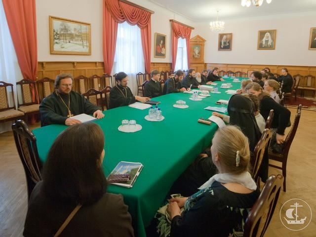 Журналы заседания Воспитательского совета №1 от 30 августа 2012 года