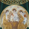 В Духовной академии встретили Пятидесятницу