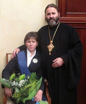 Протоиерей Иоанн Осяк: «У нас 18 детей: 8 мальчиков и 10 девочек»