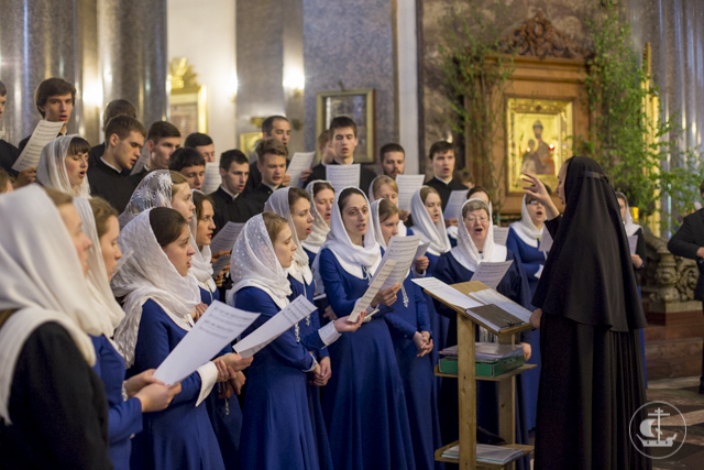 Митрополит Варсонофий отмечает свое 60-летие