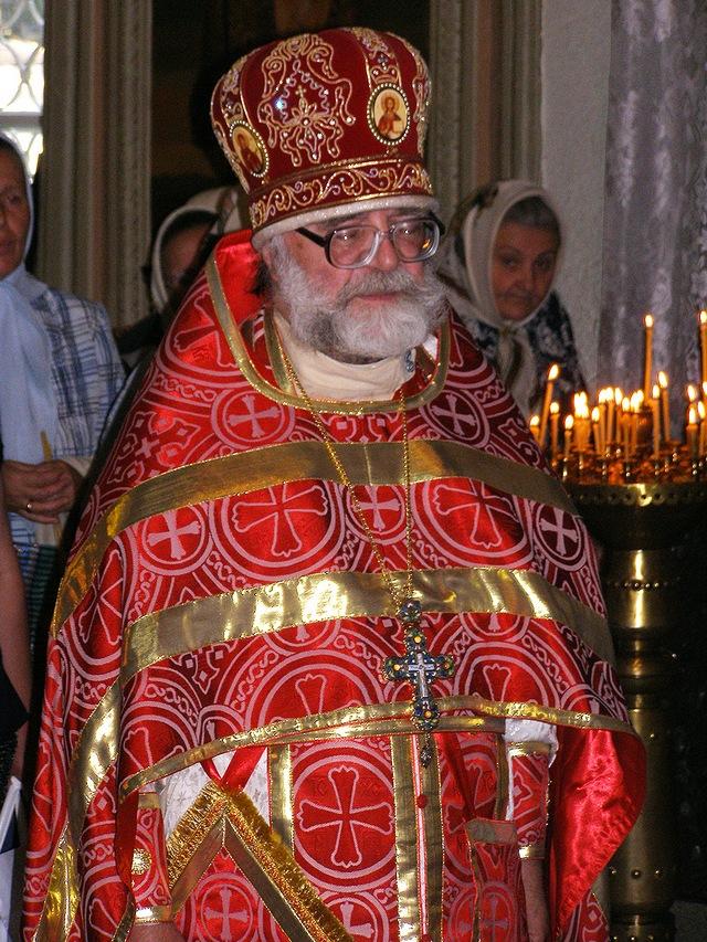 Архиепископ Амвросий направил соболезнования родным и близким новопреставленного протоиерея Иоанна Квятовича