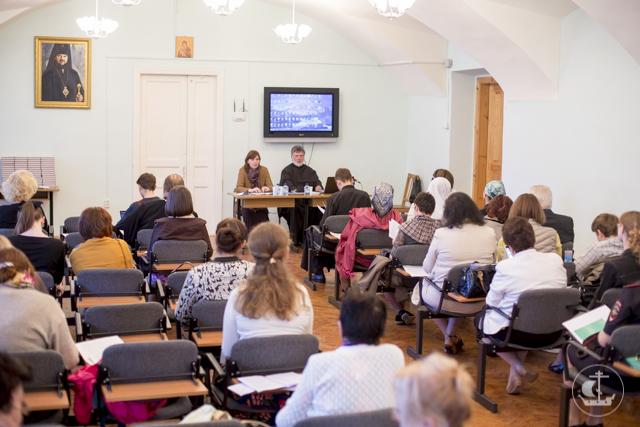 Духовная академия приняла участие в проведении конференции по социальному служению