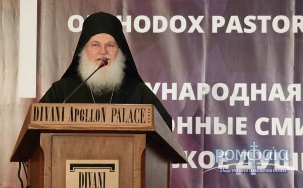 Игумен Ефрем Ватопедский: Когда старец сказал, что я стану монахом, я подумал – кошмар!
