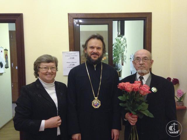 Преподаватель Духовной академии удостоен церковной награды