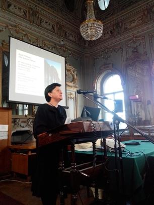 Заведующий аспирантурой Академии выступил на Международной конференции по ибадизму и Оману