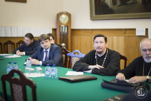 Состоялось заседание Административного совета Академии