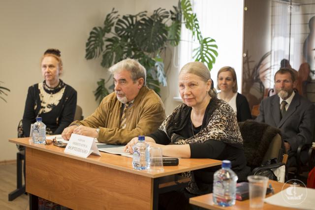 Прошло итоговое заседание педсовета Регентского отделения Академии