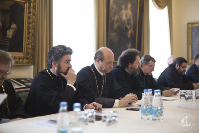 В СПбПДА прошло заседание Ученого совета и общее собрание преподавателей