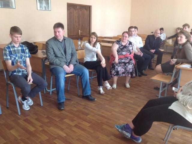 Представители Духовной академии провели круглый стол, посвященный вопросам биоэтики в РГПУ им. А.И. Герцена
