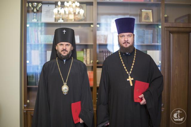 Духовная академия и Рязанская семинария заключили договор о сотрудничестве