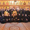 Студенты Киевской духовной академии побывали в гостях в СПбПДА