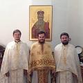 Представители Духовной академии приняли участие в богослужении в Черногорском Никшиче
