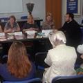 Аспирант Духовной академии принял участие в круглом столе по профилактике абортов