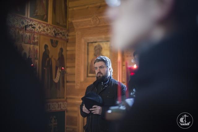 Иеромонах Марк (Святогоров) назначен проректором по воспитательной работе Санкт-Петербургской духовной академии