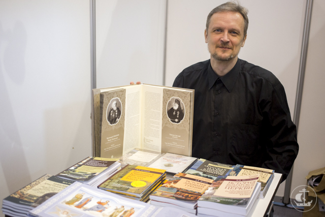 Издательству Духовной академии исполнилось два года