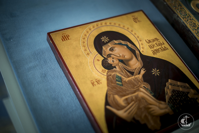 Начальствующие, учащие и учащиеся Академии начали новый учебный год молитвой за Божественной литургией