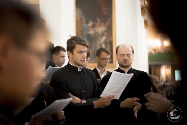 Санкт-Петербург молитвенно почтил память митрополита Никодима (Ротова)