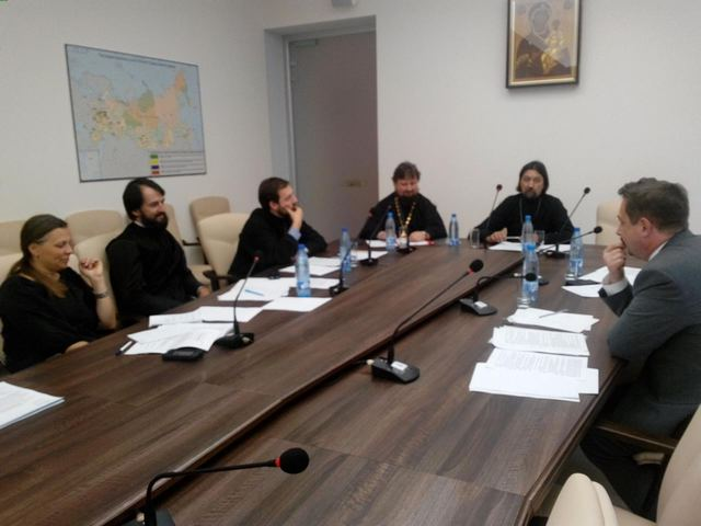 Преподаватель Духовной академии принял участие в работе Учебного комитета РПЦ
