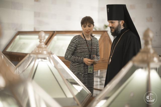 Петербургская Духовная Академия и Государственный Эрмитаж подписали соглашение о сотрудничестве