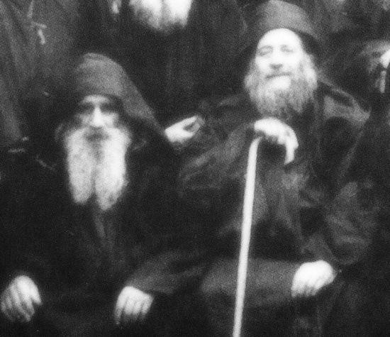 ТАИННИК БОГОРОДИЦЫ Старец Арсений Исихаст (1885–1983) и его поучения