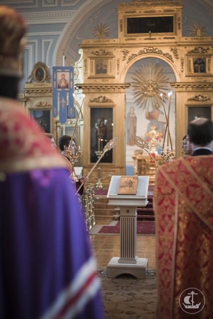 Духовная Академия молитвенно почтила память святых страстотерпцев Бориса и Глеба