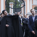 Учащиеся первых курсов Академии побывали на экскурсии в Свято-Троицкой Александро-Невской Лавре