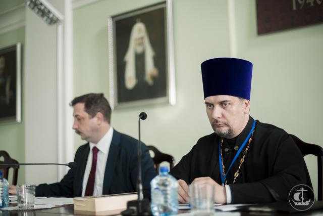 В Духовной Академии прошла ежегодная научно-богословская конференция