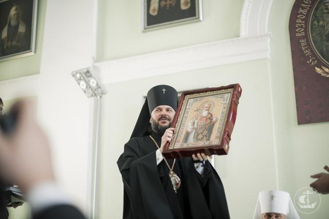 В Духовной академии состоялся праздничный годичный Акт