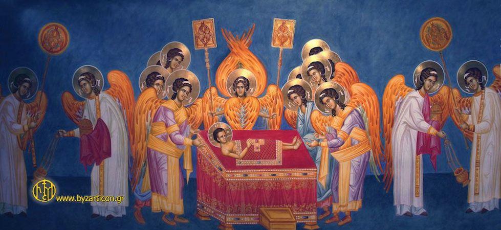 Что происходит во время Божественной литургии?