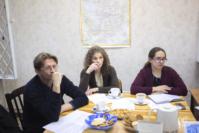 Состоялось расширенное заседание редакции журнала «Христианское чтение»
