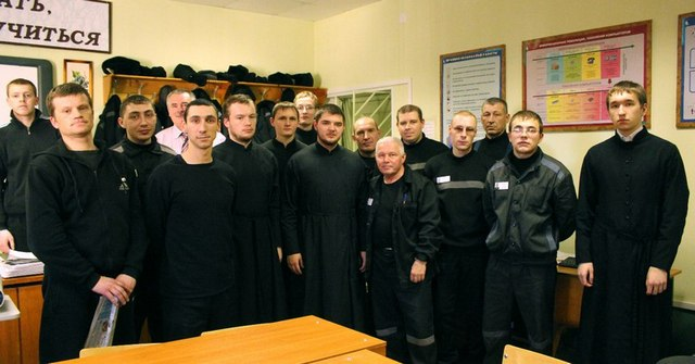 Магистранты Духовной Академии будут проводить уроки Православия для заключённых