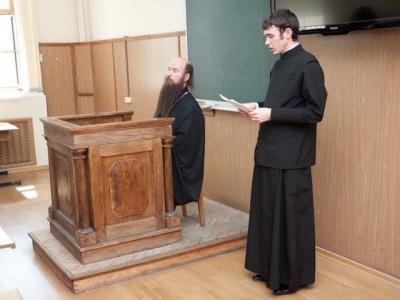 СОСТОЯЛОСЬ ЗАСЕДАНИЕ СЕКЦИИ БОГОСЛОВИЯ И РЕЛИГИОЗНОЙ ФИЛОСОФИИ