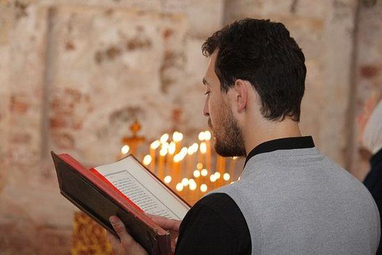 О чтении как пути к Церкви