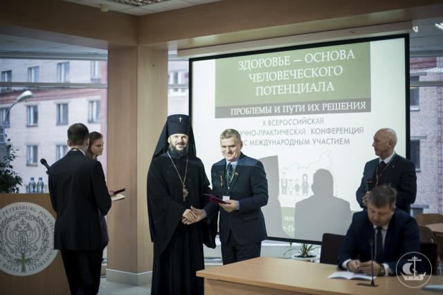 Архиепископ Амвросий: «Здоровье человека – производное его духовно-нравственного состояния»