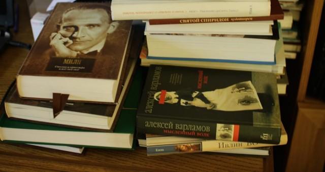 Круг чтения протоиерея Максима Козлова