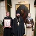 Студент академии получил благословение на брак