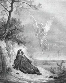 Мир веры. Об ангелах и демонах