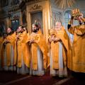В домовых храмах Духовной Академии прошли воскресные богослужения