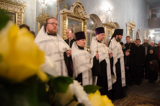 И.о. проректора по научно-богословской работе СПбДА принял участие в конференции и Актовом дне Казанской духовной семинарии