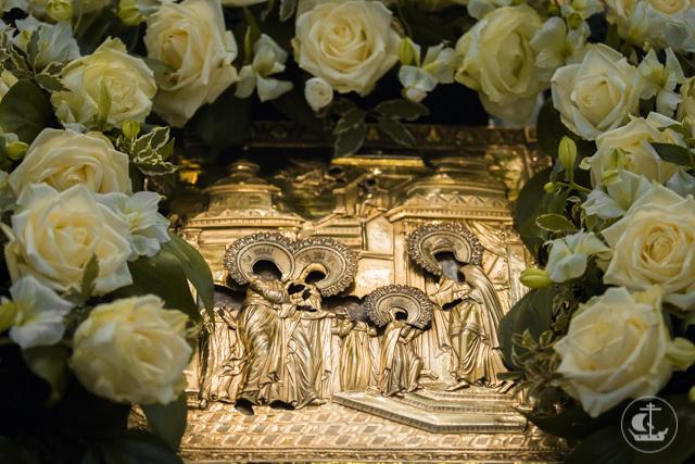 «Нескверная скиния Бога Вседержителя». В Духовной Академии воспевают Пресвятую Богородицу и празднуют Ее введение во Храм