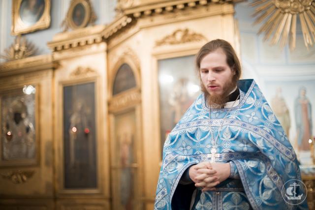 Санкт-Петербургская Духовная Академия молитвенно почтила память небесного покровителя города на Неве
