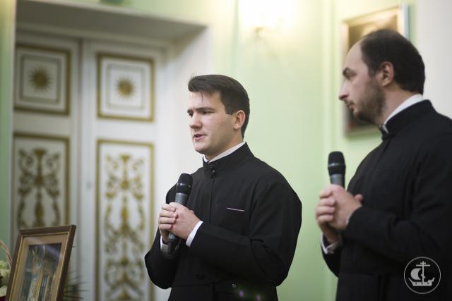 Великий отец: в Академии прошел вечер памяти Святейшего Патриарха Алексия II