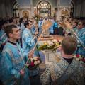 Духовная Академия совершает празднование в честь чудотворной иконы Божией Матери «Знамение» Царскосельская